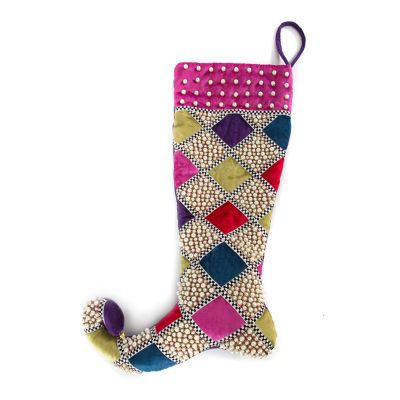 Bijou Diamond Stocking
