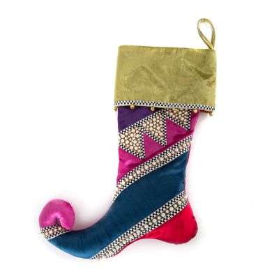 Bijou Stripe Stocking