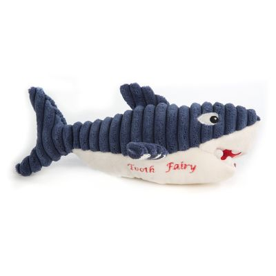 Bruce the Shark Tooth Fairy Pillow