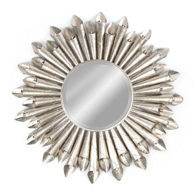 Tropez Twisted Flower Mirror
