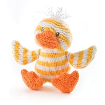 Quackers the Duck Rattle