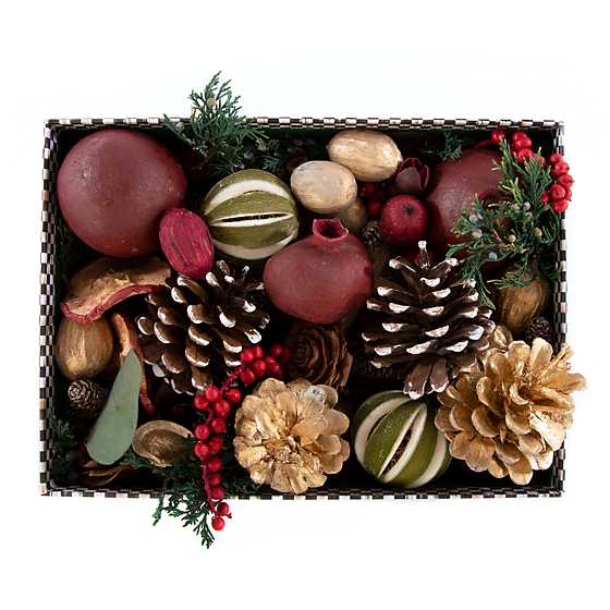 Winter Bouquet Potpourri - Large image three