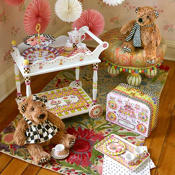 Tea Party Sweet Stand image two