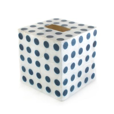 Royal Dot Boutique Tissue Box Cover