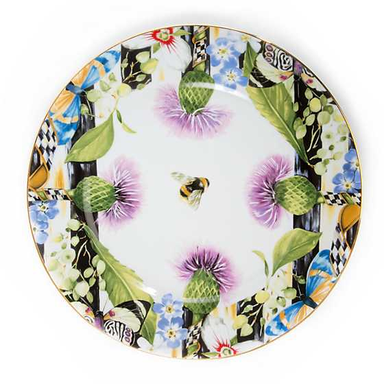 Thistle \u0026 Bee Charger  sc 1 st  MacKenzie-Childs & MacKenzie-Childs | Thistle \u0026 Bee Charger