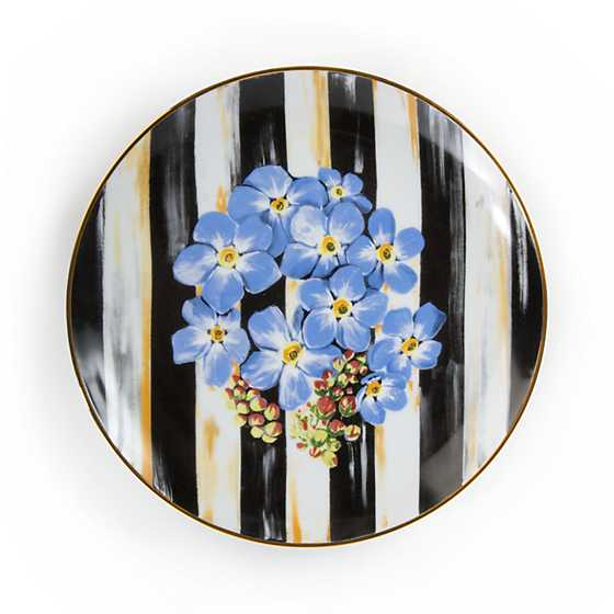 87415c707731 Images. Thistle   Bee Salad Plate ...