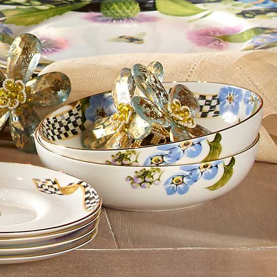 Thistle & Bee Soup Bowl image three