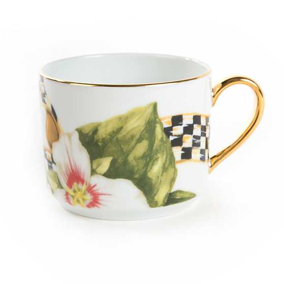 Thistle & Bee Teacup image four
