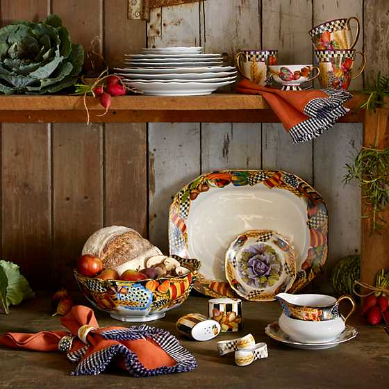 Pheasant Run Bread & Butter Plate image four