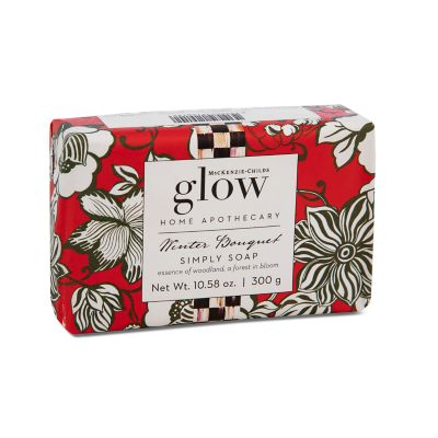 Winter Bouquet Large Bar Soap - 7.5 oz.