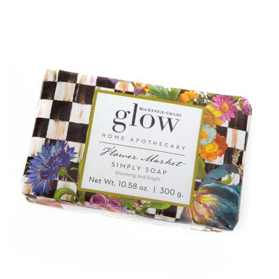 Flower Market Large Bar Soap - 10.58 oz.