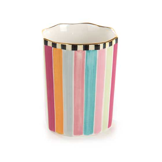 Ribbon & Dot Cup