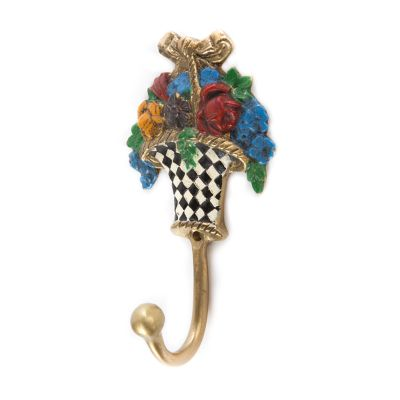 Flower Basket Hook