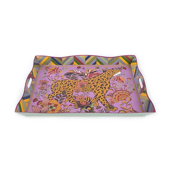 Leopard Tray image one