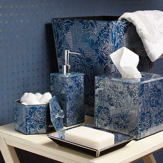 Royal Rose Boutique Tissue Box Cover image two