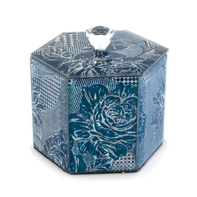Royal Rose Cotton Box