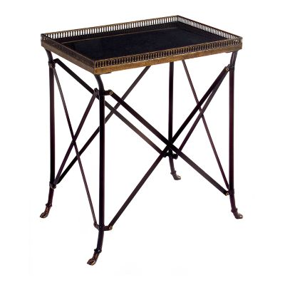 Black Accent Table - Small