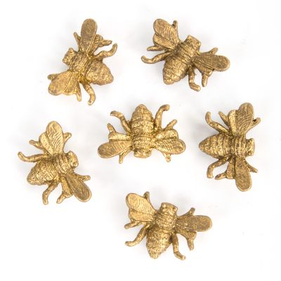 Bee Magnets - Set of 6