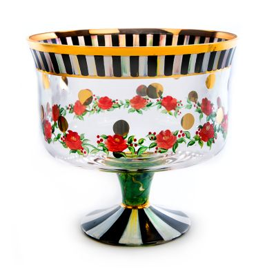 Heirloom Trifle Bowl