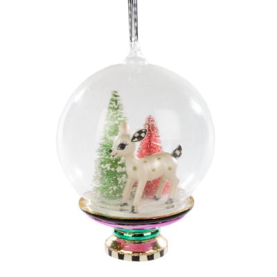 Dearest Deer Cloche Ornament