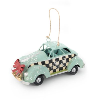 Vintage Car Ornament - Coupe