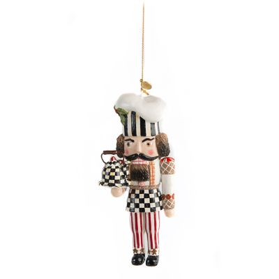 Baker Nutcracker Ornament