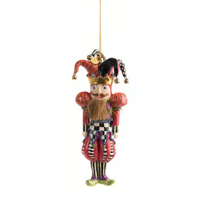 Jester Nutcracker Ornament