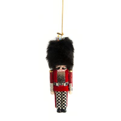 Buckingham Guard Nutcracker Ornament