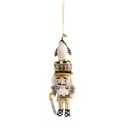 Penguin King Nutcracker Ornament