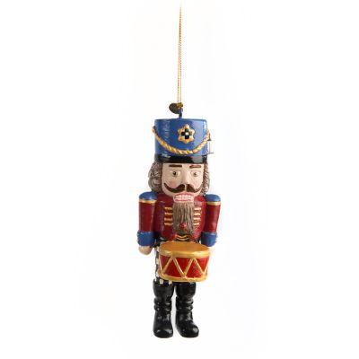 Nutcracker Drummer Ornament
