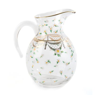 Sweetbriar Glass Pitcher
