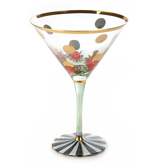 Heirloom Martini Glass image one