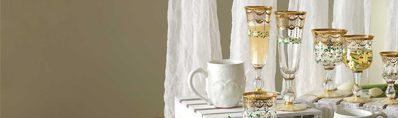 Sweetbriar Wine Glass Banner Image