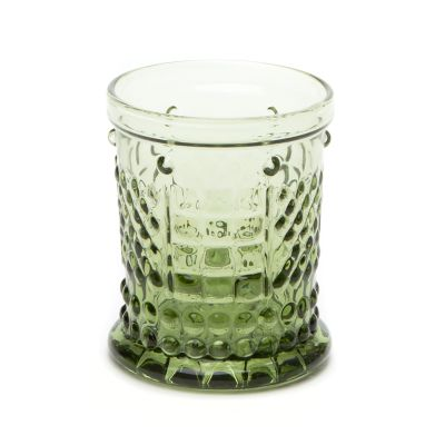 Coquette Juice Glass - Green