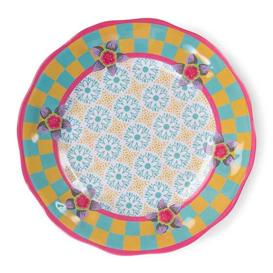 5965a5f60cdf Images. Florabundance Salad Plates ...