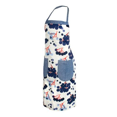 Blueberry Bistro Apron