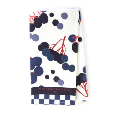 Blueberry Dish Towel