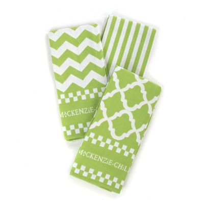 Key Lime Dish Towels - Set of 3