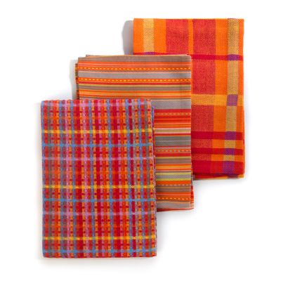 Boheme Dish Towels - Set of 3