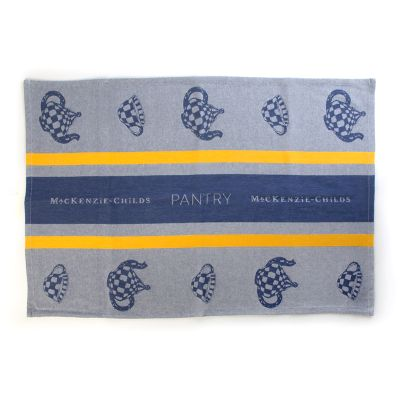 Butler's Pantry Dish Towel - Blue