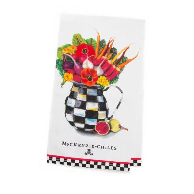 Image for Vegetable Bouquet Dish Towel