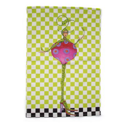 Image for Patience Brewster Rita Radish Dish Towel