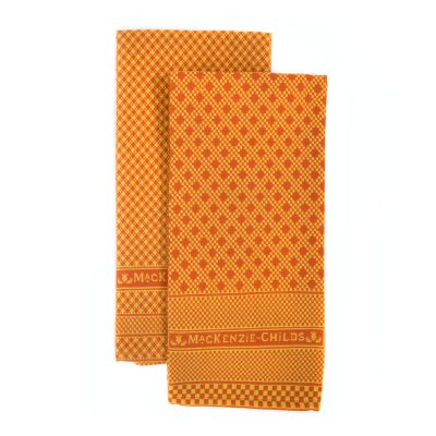 Pheasant Run Dish Towels - Set of 2