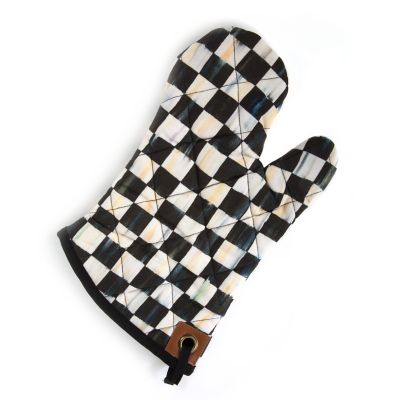 Image for Courtly Check Bistro Oven Mitt