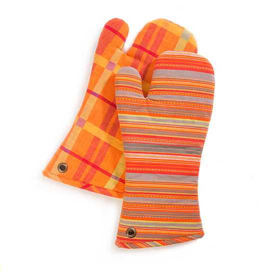 Boheme Oven Mitts - Set of 2