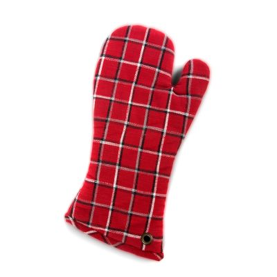 Marylebone Plaid Oven Mitts - Set of 2