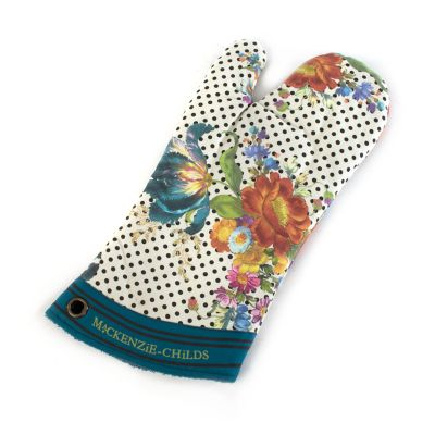 Image for Flower Market Oven Mitt