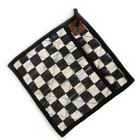 Courtly Check Bistro Pot Holder