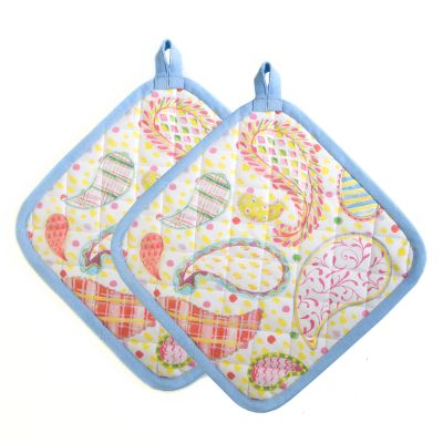 Carnaby Pot Holders - Set of 2