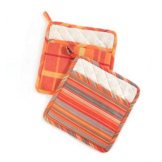 Boheme Pot Holders - Set of 2
